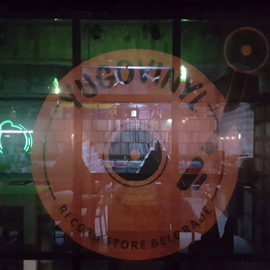 Yugovinyl prodavnica gramofonskih ploca